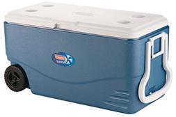 Coleman 100 Quart XTREME 5 Day Cooler with Wheels and Handle