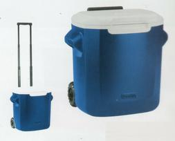 Coleman 16-Qt Personal Wheeled Cooler Camping Ice Box Travel