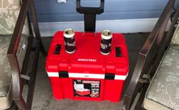 CRAFTSMAN 30-Quart Wheeled Insulated Chest Cooler Portable H