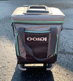 Igloo 32 Can Soft Sided Cooler w/Cart - FREE SHIPPING