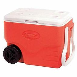 40 quart 40 quart wheeled cooler