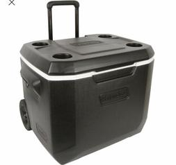 Coleman 50-Quart Wheeled Cooler Xtreme 5-Day Heavy Duty Cool