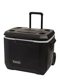 Coleman 50-Quart Wheeled Cooler | Xtreme 5-Day with Wheels