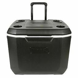 Coleman 50-Quart Xtreme 5-Day Heavy-Duty Cooler with Wheels,