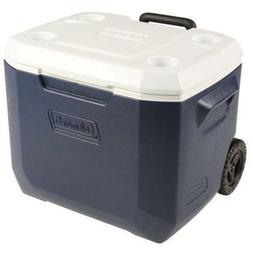 Coleman 50 Quart Xtreme® 5 Wheeled Cooler-Newly Designed Da