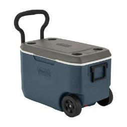Coleman 62 Quart Xtreme 5 Day Heavy Duty Cooler with Wheels,
