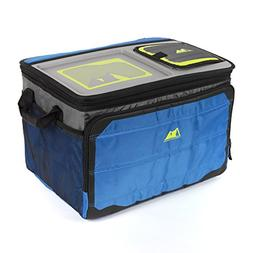 Arctic Zone TableTop Soft Collapsible Cooler , Blue