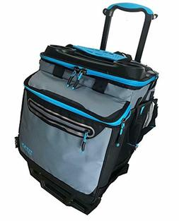 Artic Zone Titan Collapsible High Performance Rolling Cooler