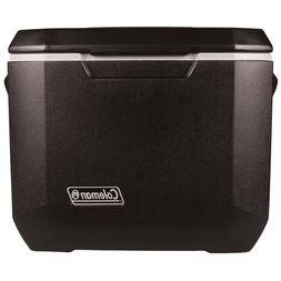 black 50 qt extreme picnic cooler insulated