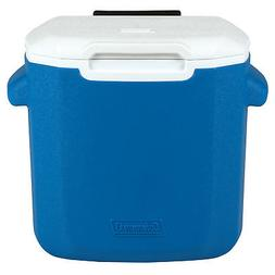 Wheeled Cooler Blue 16 Qt. Performance Ice Chest Outdoor Cam
