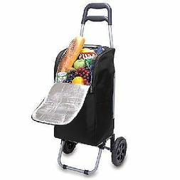 Cart Cooler Tote On Wheels