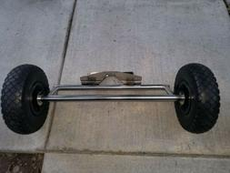 Orion Coolers Flip-Flop Cart Wheel and Axle