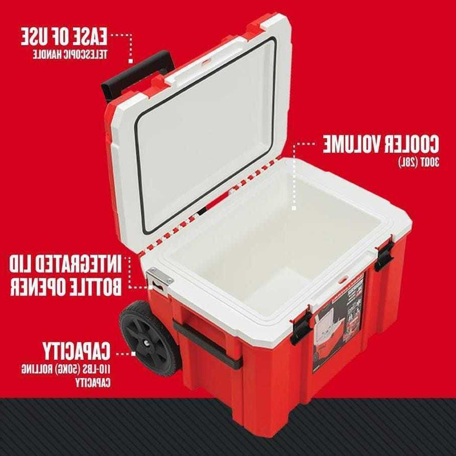 CRAFTSMAN 30-Quart Insulated Chest Portable Duty