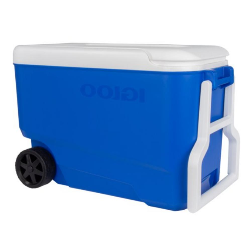 38 Cooler with - Blue, NEW