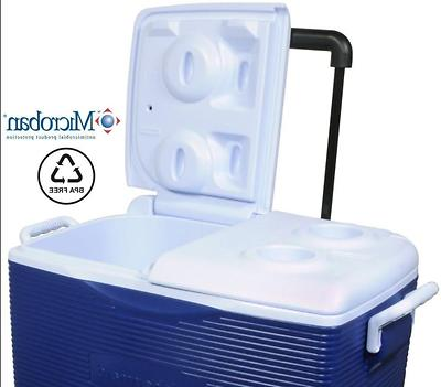 Rubbermaid Cooler Cup Holder Ice Outdoors