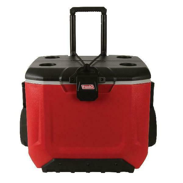 Cooler Duty Rugged A/T Red New