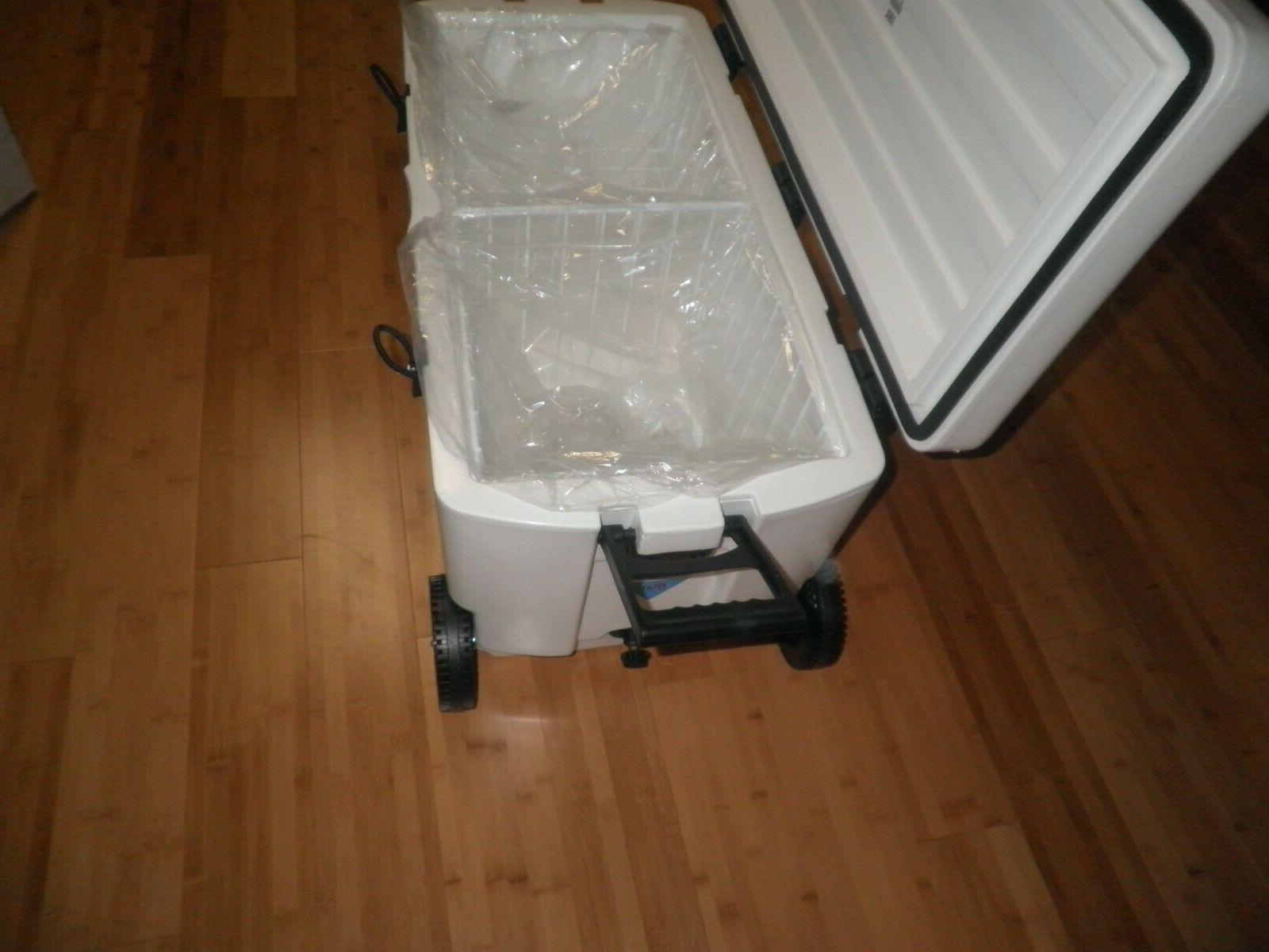 70 liter ice mate by evakool large with wheels 2 baskets