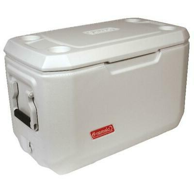 Coleman 70 Duty Cooler, Can, White