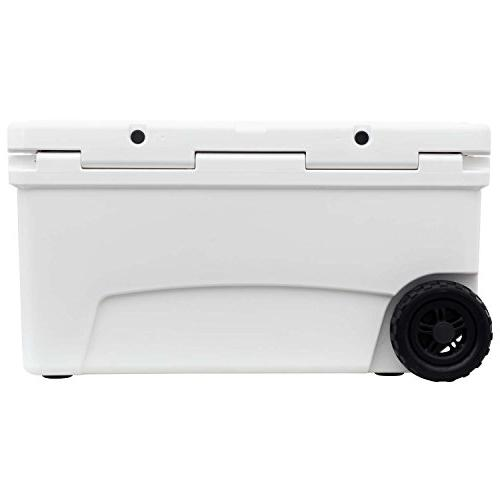 Driftsun Wheeled Chest, Heavy Performance Commercial Insulated Rolling Cooler,