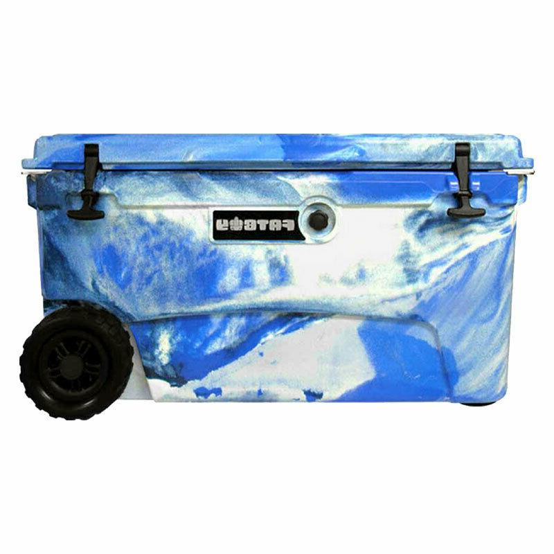 Fatboy 70QT Chest Box Cooler Marine Camo