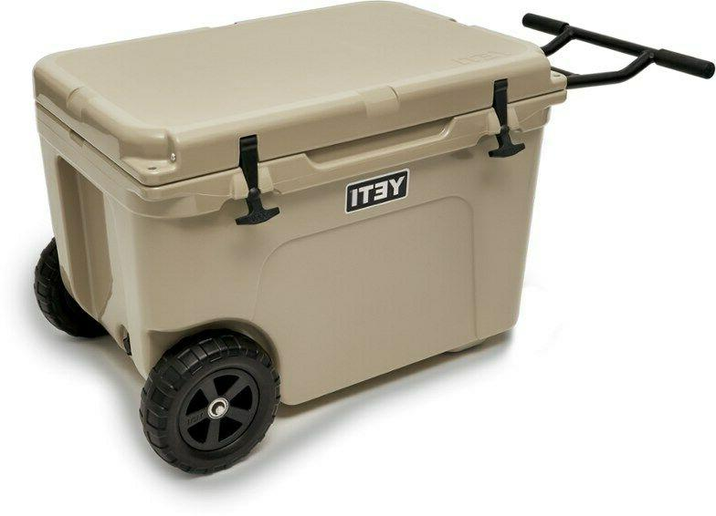 *Brand Tundra Haul Wheeled Cooler - you pick the color SHIP