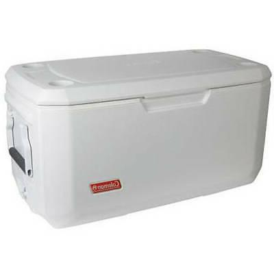 Large Cooler Quart Max Cold Ice Chest Insulated Marine
