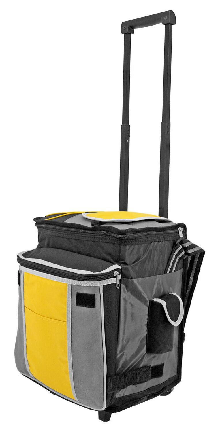 collapsible wheeled travel cooler kvspm18126r0719es