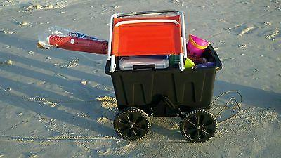 Can Cooler wheels beach rolling for Igloo etc