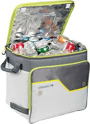Columbia 50 Can Cooler with A.T. 80 lb.