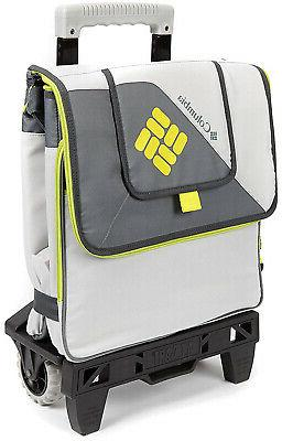 Columbia Peak Can Thermal Pack Cooler A.T. Cart, 80 lb.
