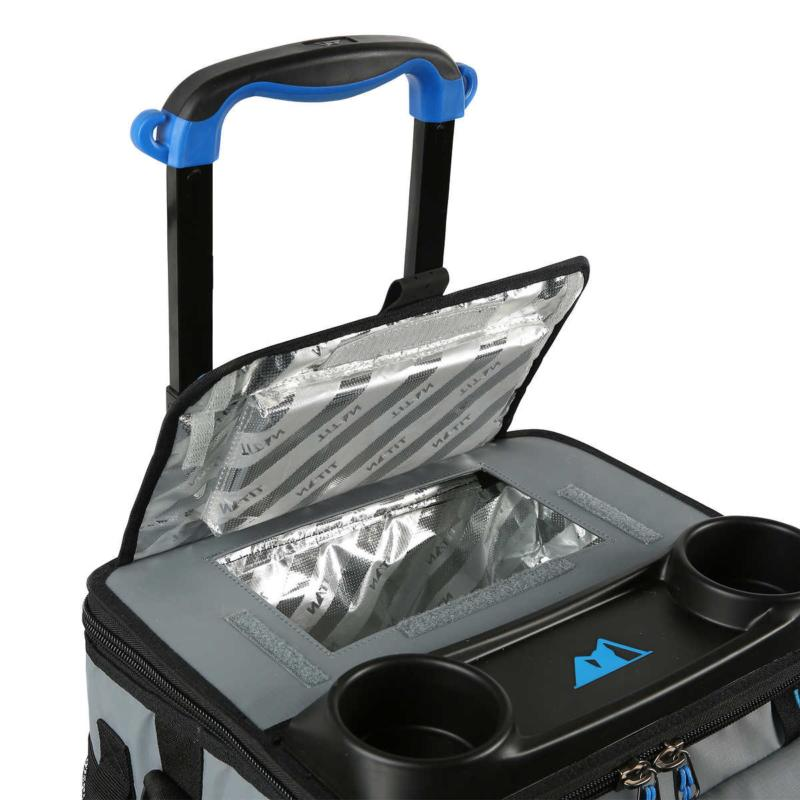 Titan Deep 60 Rolling Collapsible Wheel All