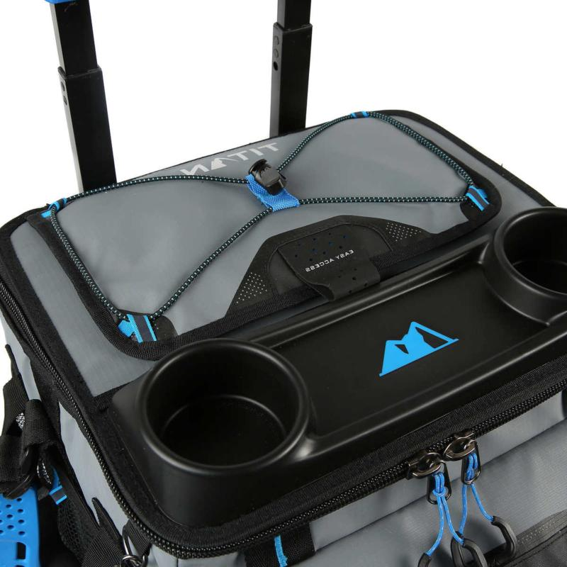 Titan Freeze Rolling Collapsible Cooler