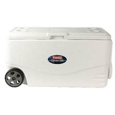 Coleman 100 QUART XTREME® 5 Day Heavy-Duty Cooler With Wh