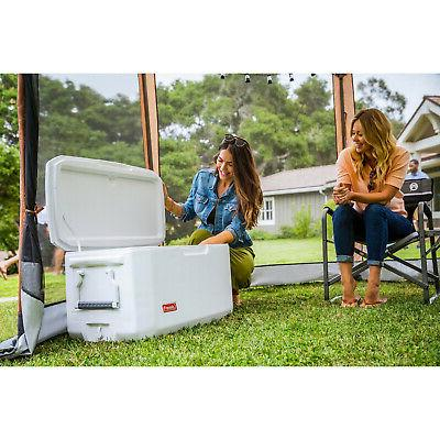 Large Quart Cold Ice Chest Insulated