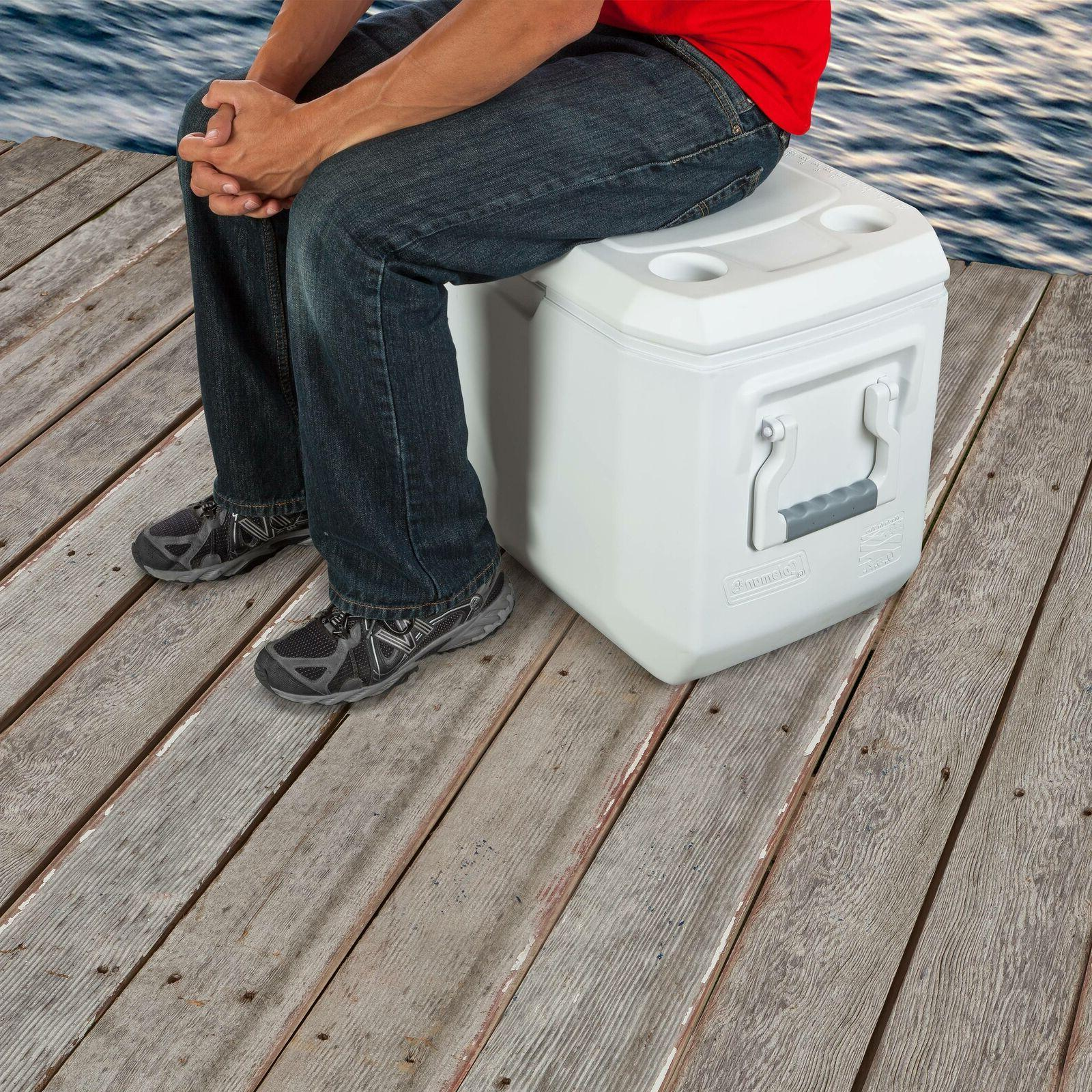 New 100 Extreme Heavy Duty Camping Cooler with
