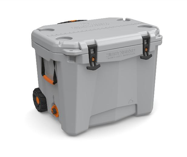 new never used 60qt high performance rolling
