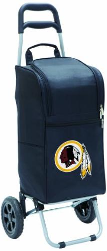 NFL Washington Redskins Insulated Cart Cooler with Wheeled T