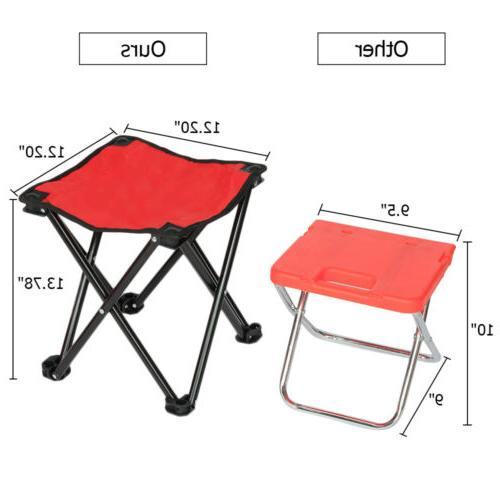 Outdoor Picnic Foldable Multi-function Rolling Red