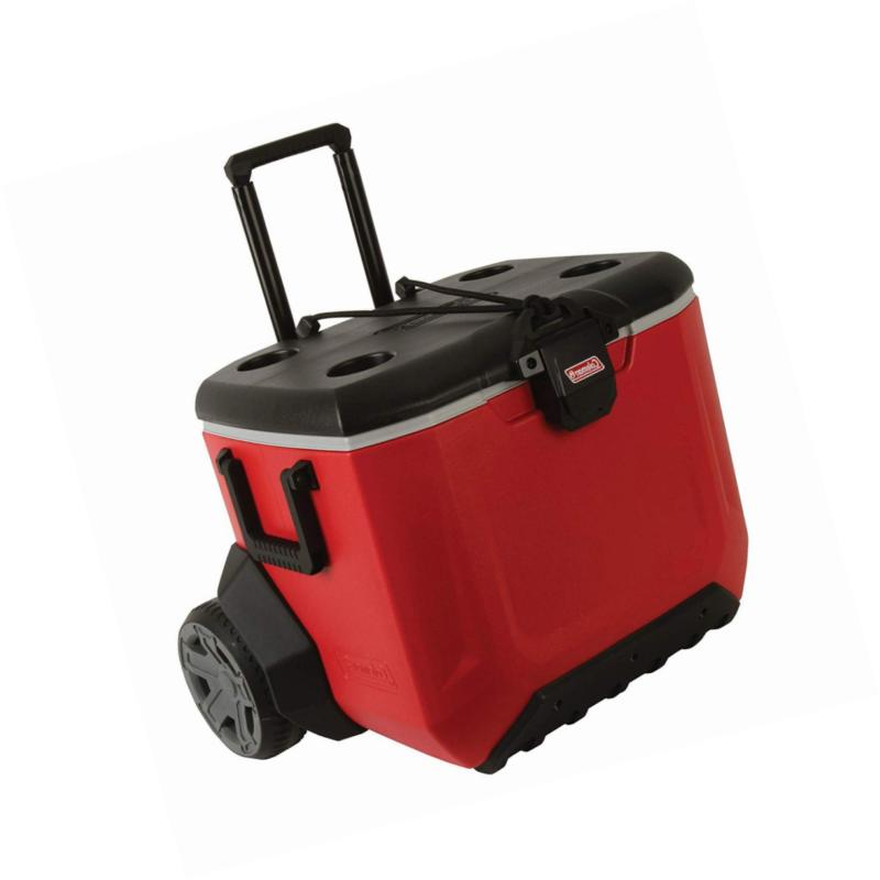 rugged a t wheeled cooler 55 quart