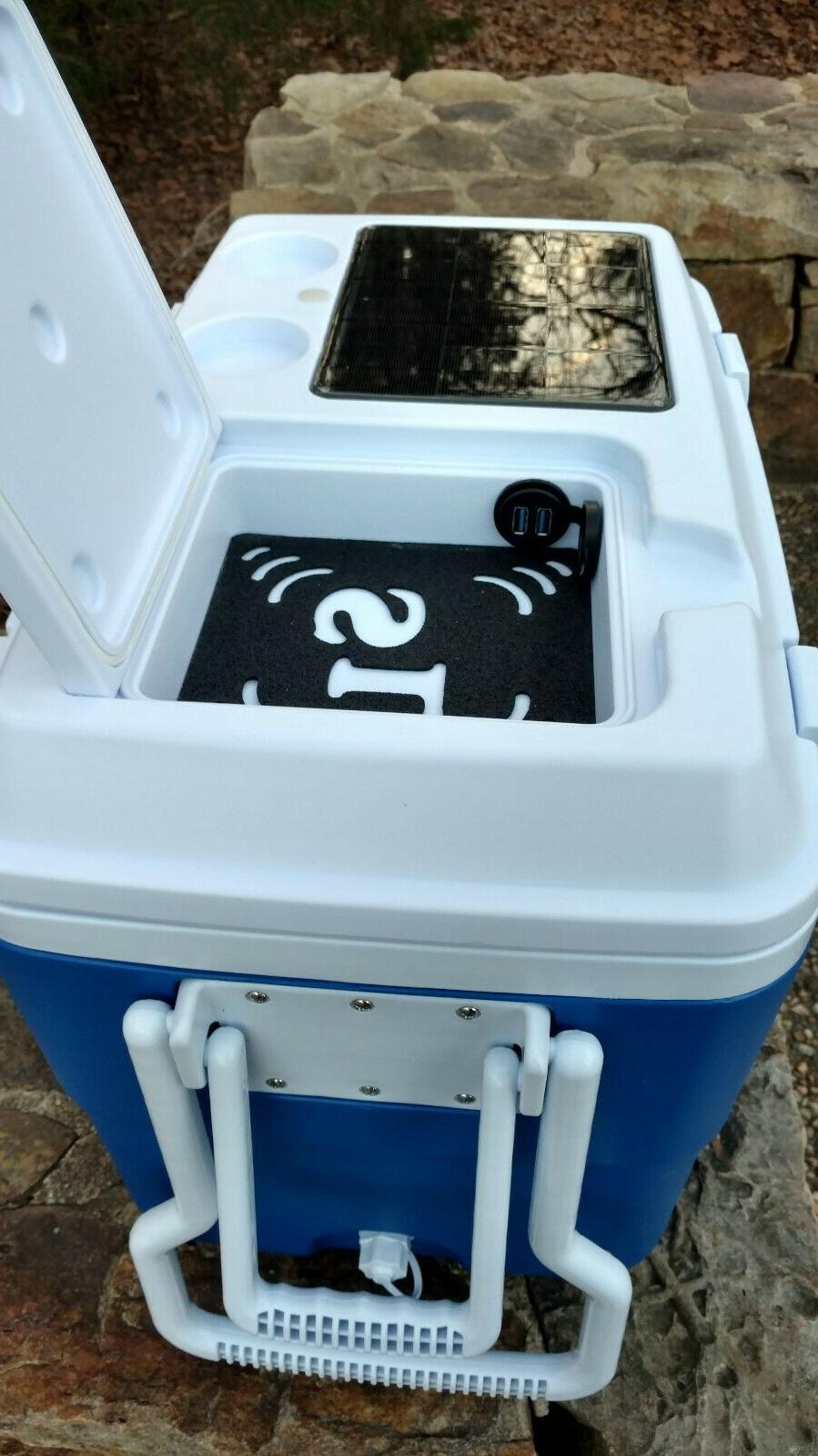 SOLAR LIFE Cooler, your devices Beach, relief