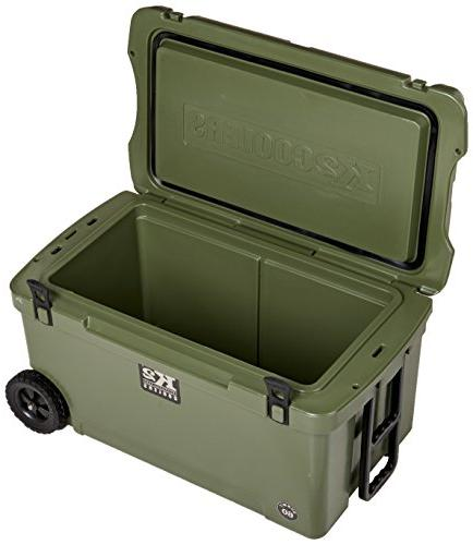 K2 Summit Cooler with Wheels, Duck Boat