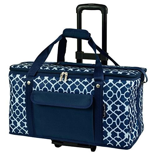 Picnic at Ascot Ultimate Travel Cooler with Wheels - 36 Quar