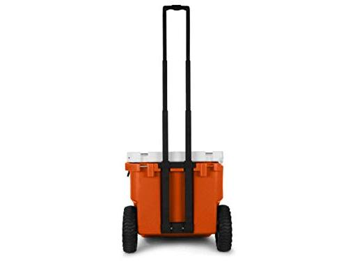 RovR Wheeled Camping Cooler with qt