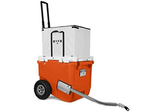 RovR Wheeled Rolling Cooler with Wheels qt