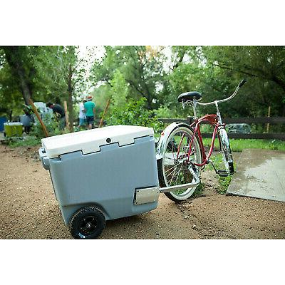 RovR Wheeled Rugged White Camping Rolling with