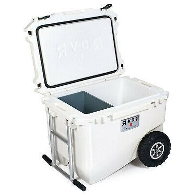 RovR Rugged White Camping with