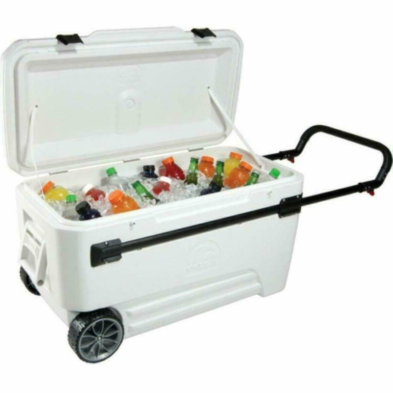 Xl Cooler Heavy Duty 5 Day Cold 110 Qt Glide