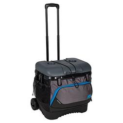 Igloo MaxCold 40 Quart Cool Fusion Wheeled Cooler - Black
