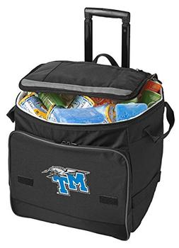 Broad Bay Middle Tennessee Cooler MT Rolling Cooler Bags