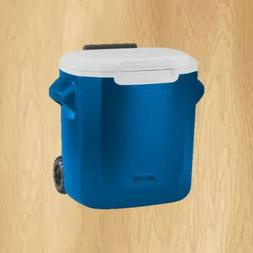Multi Function Rolling 16 Quart Personal Wheeled Cooler With